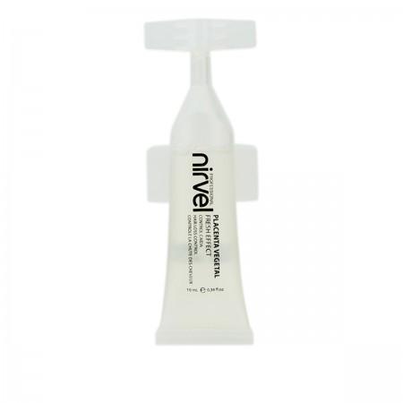 Ампулы для восстановления и укрепления волос Nirvel Placenta Vegetal 1 шт*10 мл