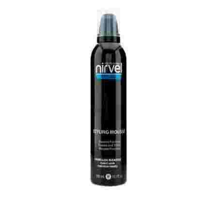 Мусс Nirvel FX для волос сильной фиксации Strong  300 мл
