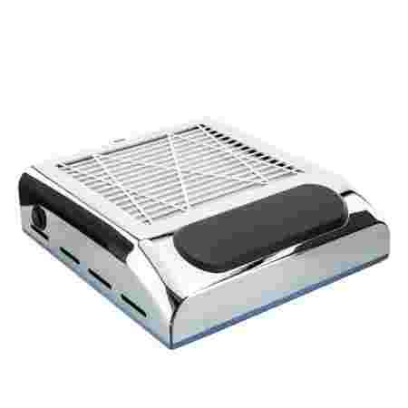 Вытяжка SIMEI-858-8 80W с HEPA фильтром (Серая)