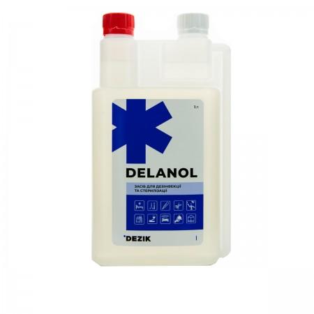 Средство для дезинфекции и стерилизации DELANOL 1000 мл