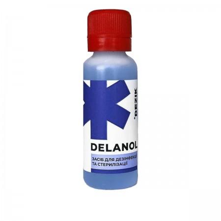 Средство для дезинфекции и стерилизации DELANOL 20 мл