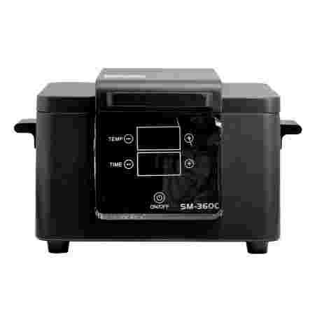 Стерилизатор сухожаровый шкаф SM-360С (Black)