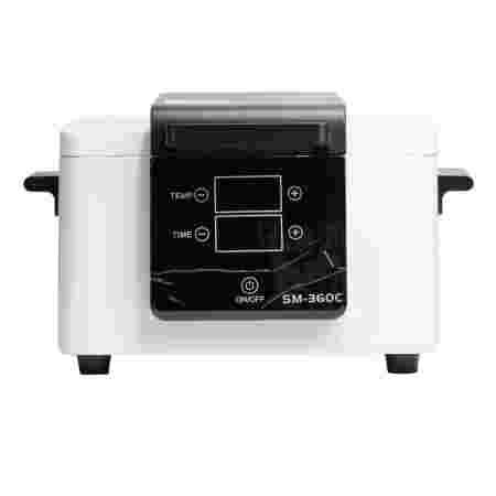 Стерилизатор сухожаровый шкаф SM-360С (White)