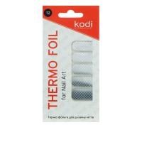 Термо-фольга для дизайна ногтей KODI 12