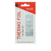 Термо-фольга для дизайна ногтей KODI 13