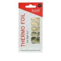 Термо-фольга для дизайна ногтей KODI 16