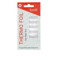 Термо-фольга для дизайна ногтей KODI 20