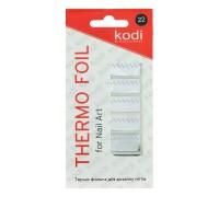 Термо-фольга для дизайна ногтей KODI 22