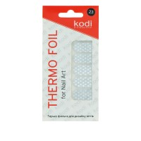 Термо-фольга для дизайна ногтей KODI 23