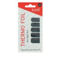 Термо-фольга для дизайна ногтей KODI 28