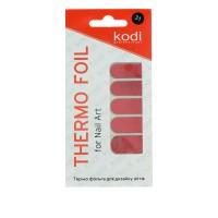 Термо-фольга для дизайна ногтей KODI 31