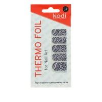 Термо-фольга для дизайна ногтей KODI 37