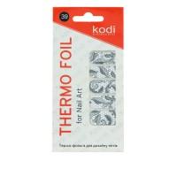 Термо-фольга для дизайна ногтей KODI 39