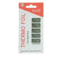 Термо-фольга для дизайна ногтей KODI 45