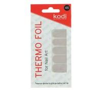 Термо-фольга для дизайна ногтей KODI 46