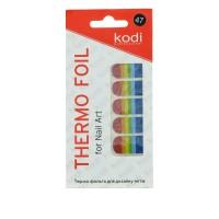Термо-фольга для дизайна ногтей KODI 47