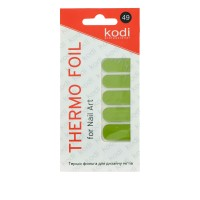 Термо-фольга для дизайна ногтей KODI 49
