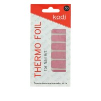 Термо-фольга для дизайна ногтей KODI 50
