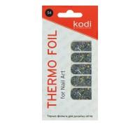 Термо-фольга для дизайна ногтей KODI 54
