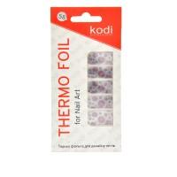 Термо-фольга для дизайна ногтей KODI 58