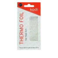 Термо-фольга для дизайна ногтей KODI 61