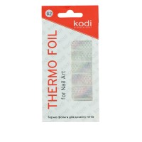 Термо-фольга для дизайна ногтей KODI 62