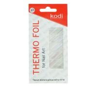 Термо-фольга для дизайна ногтей KODI 63