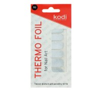 Термо-фольга для дизайна ногтей KODI 66
