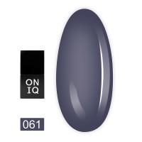 Гель-лак ON IQ Pantone 10 мл (061)