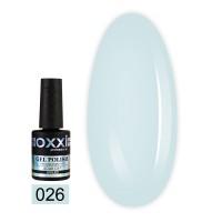 Гель-лак OXXI 8 мл (026)