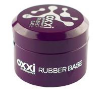 База для гель-лака Oxxi GRAND Rubber Base 30 мл (Широкое горло)