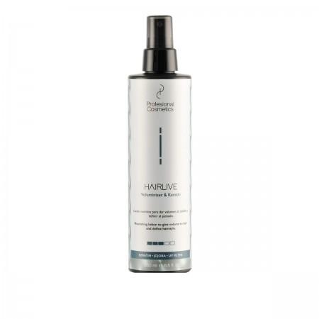 Спрей Profesional Cosmetics HairLive для объема с кератином 250 мл