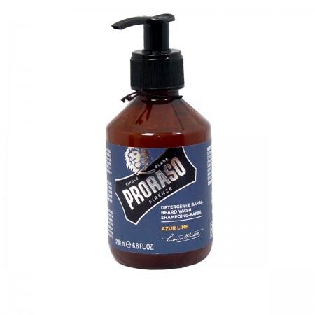 Шампунь для бороды Proraso Azur Lime Beard Wash 200 мл