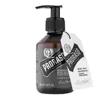 Шампунь для бороды Proraso Cypress & Vetyver Beard Wash 200 мл