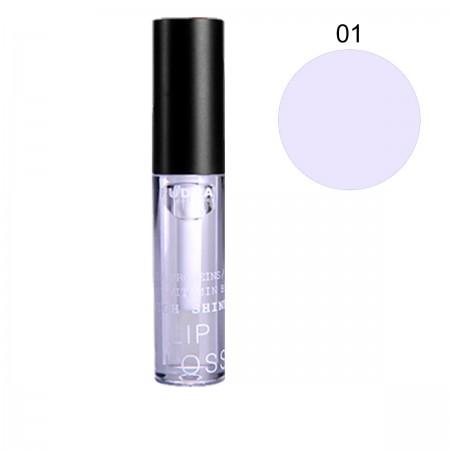 Блеск для губ Pudra 2,5 мл (01)