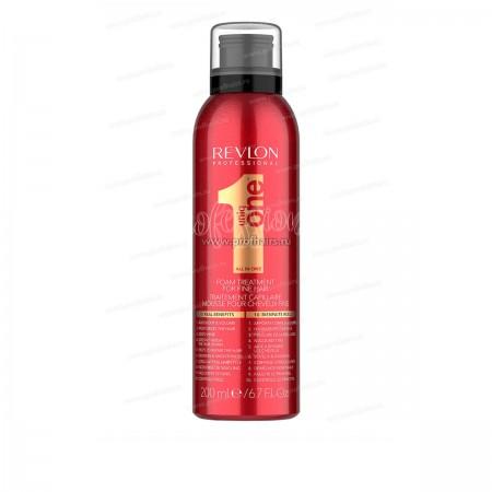 Пена REVLON Uniq One Foam Treatment для волос 150 мл