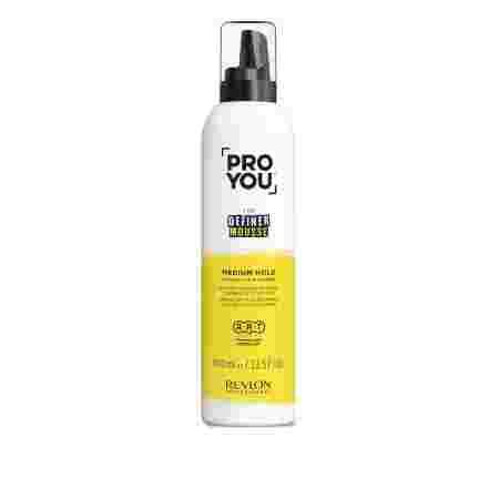 Мусс для волос REVLON PROYOU THE DEFINER MEDIUM средней фиксации 400 мл
