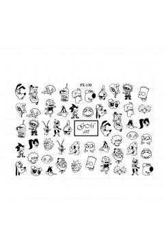 Слайдеры GM Art (130-PX)