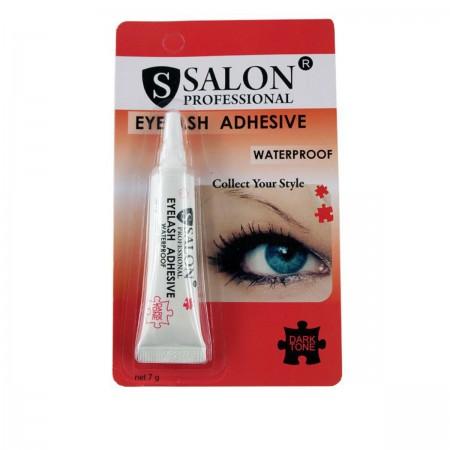 Клей Salon для наращивания пучковых ресниц Clear 7 г
