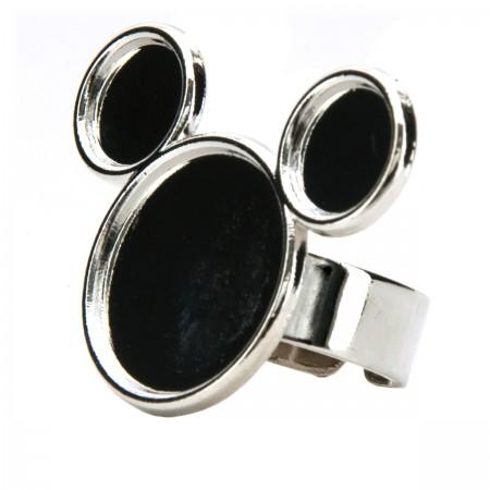 Кольцо для клея металлическое Salon (Лапка)
