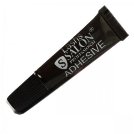 Клей для наращивания пучковых ресниц Salon Dark 7 г