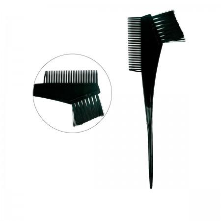 Кисть Salon для покраски двусторонняя, черная