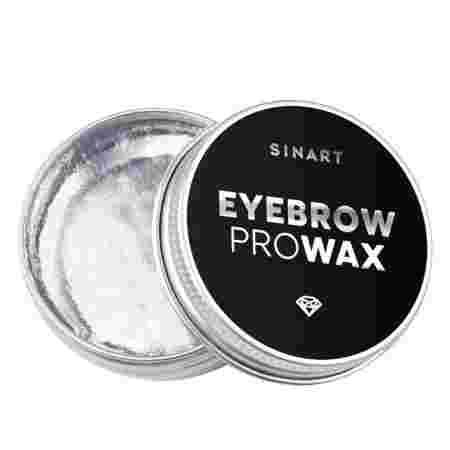 Воск для оформления бровей Sinart Eyebrow Prowax Crystal 30 мл