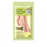 Маска-носочки отшелушивающая для ног SkinLite 1 пара