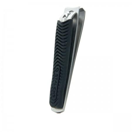 Книпсер STALEKS BEAUTY & CARE с силиконовой ручкой KBC-30
