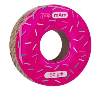 Запасной блок файл-ленты для пластиковой катушки Сталекс Bobbinail papmAm EXPERT 150 грит 6 м