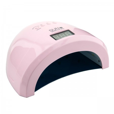 Лампа SUN LEDUV гибрид 1S Pink 48 Вт