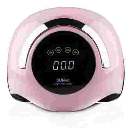 Лампа LEDUV гибрид SUN BQ-5T 120W (Pink с ручкой)