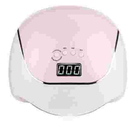 Лампа LED/UV гибридная SUN BQ-V5 MACAROON 120 Вт (Pink)