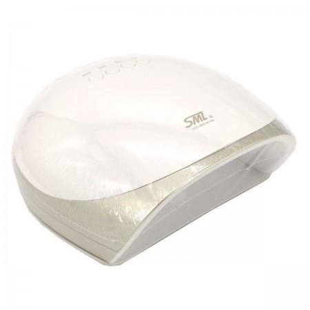 Лампа LED/UV гибрид SML S6 68 Вт (White-gold)